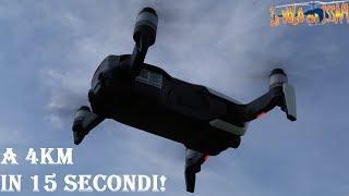 Come portare il Mavic AIR a 4km in 15 secondi! FCC