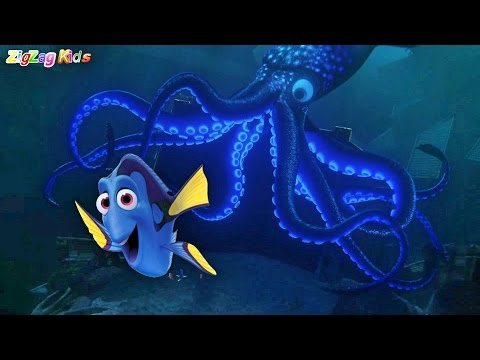 Finding Dory | Just Keep Swimming | Episode 2 | ZigZag Kids HD