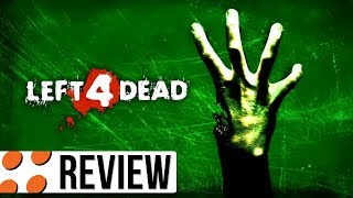 Left 4 Dead Game of the Year Edition for PC Video Review