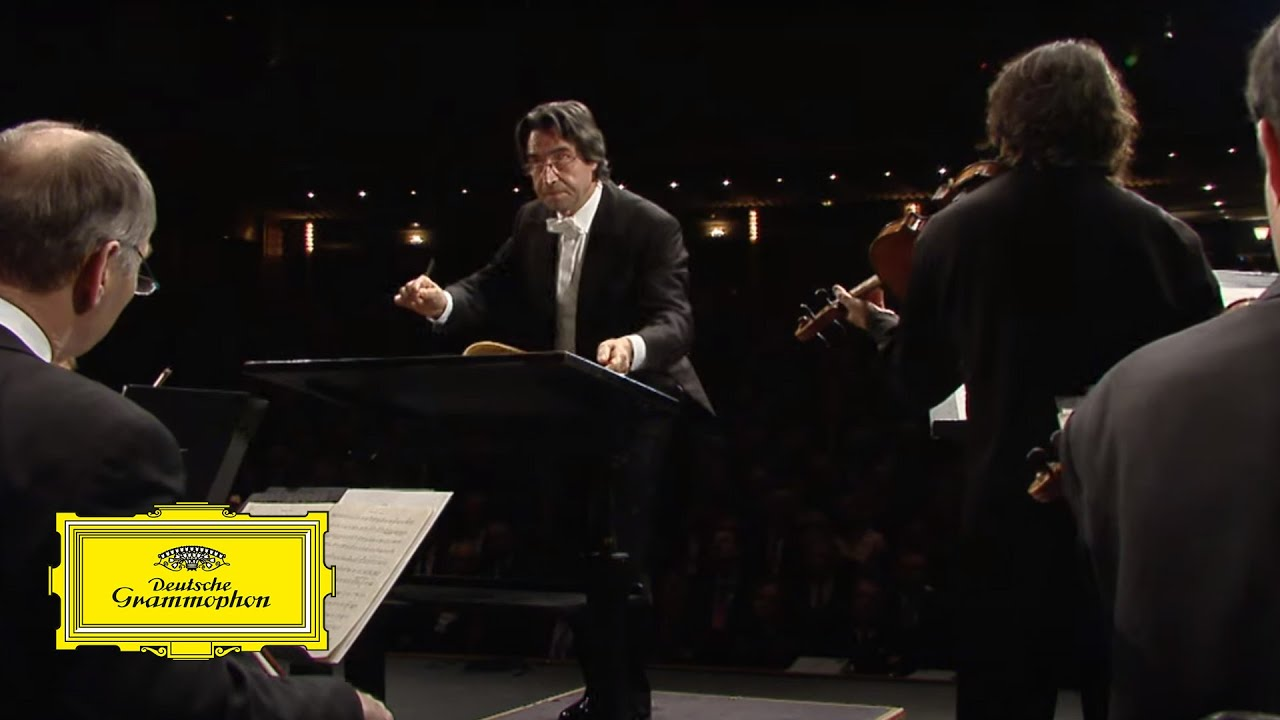 Riccardo Muti, Wiener Philharmoniker – Mozart: Sinfonia concertante, K.364: III. Presto (excerpt)