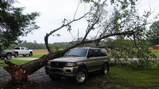 Hurricane DESTROYED My CAR!
