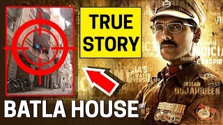 Batla House Movie (बटला हाउस एनकाउंटर)  True Story | Genuine or Fake | John Abraham | 15 August 2019
