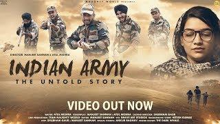 Indian Army - The Untold Story | Short Film | Naughty World | Ft. Manjeet Sannan