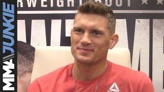 UFC Nashville: Stephen Thompson pre-fight interview