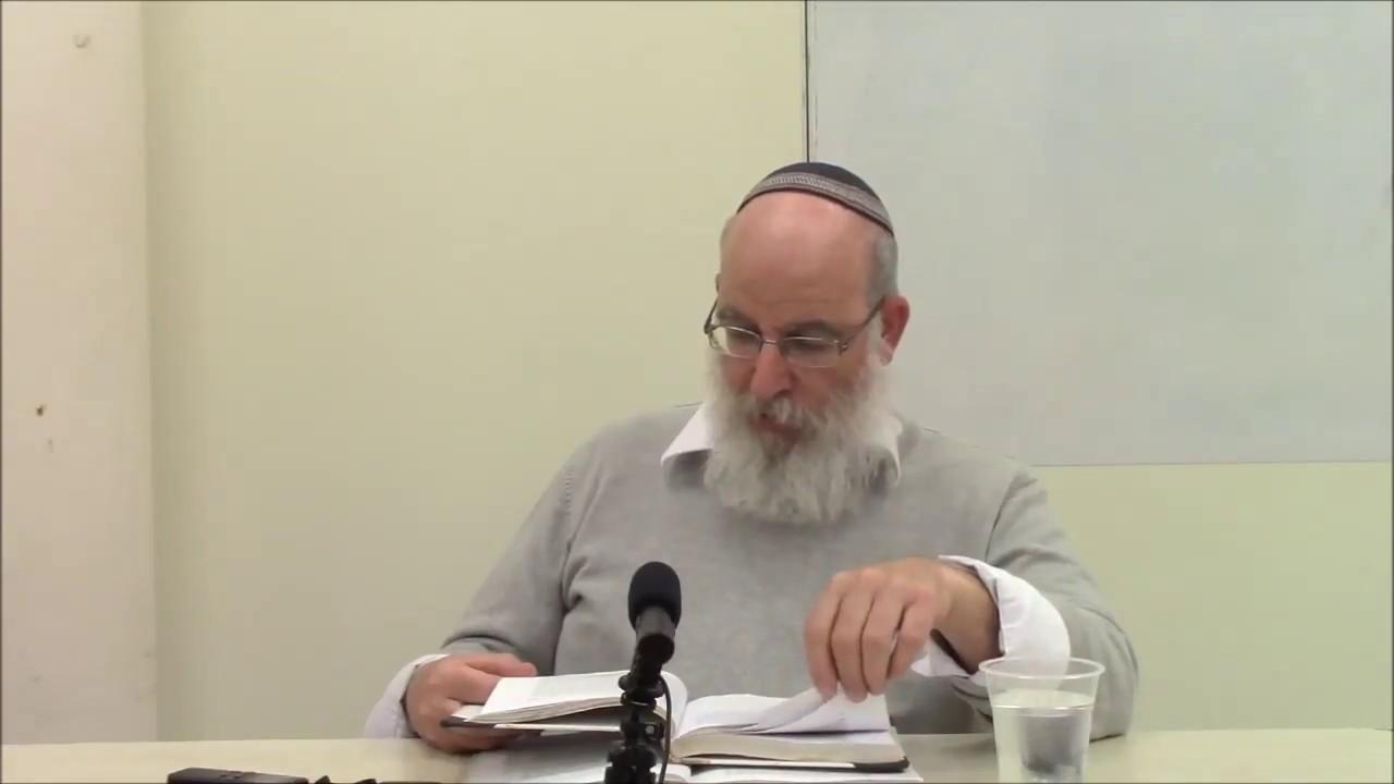 הפקר העולם המעשי, וגניבת אורות הקדושה - ישראל ותחייתו - הרב אליעזר קשתיאל