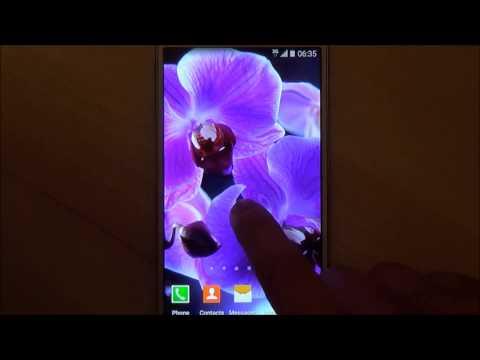 Красивые Картинки На Телефон Цветы И Вода