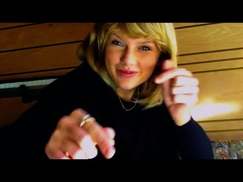 """Taylor Swift Shows Hilarious Dance Moves During Making Of """"Delicate"""""""