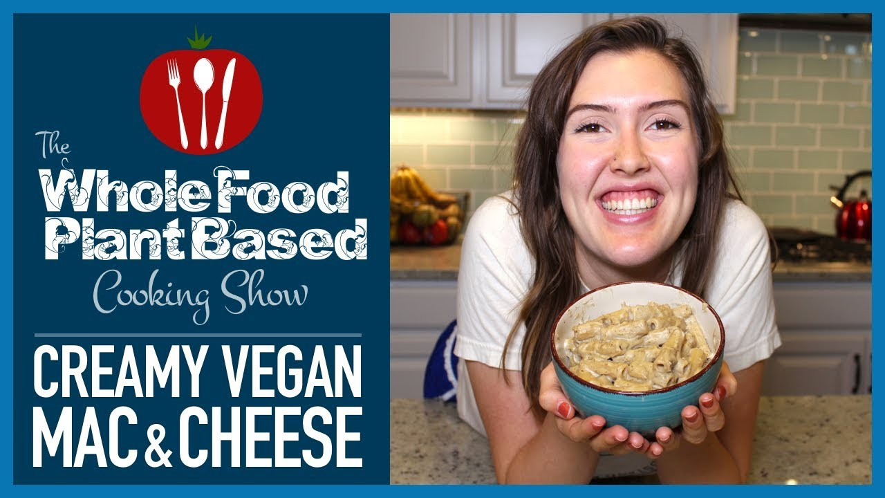 Plant Based Vegan Mac Cheese Youtube