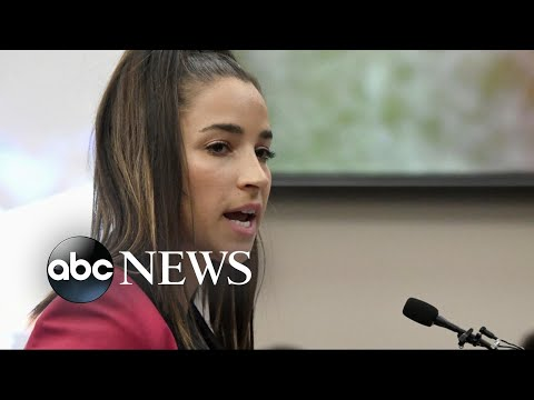Day four of victim testimonies against ex-USA gymnastics doctor