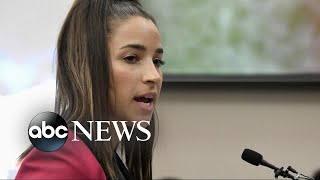 Day four of victim testimonies against ex USA gymnastics