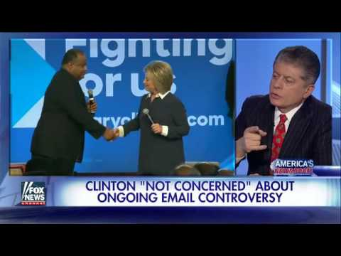 How legally damaging is the Clinton email controversy?