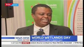 WORLD WETLANDS DAY: Standard Group PLC partners with agencies to conserve environment