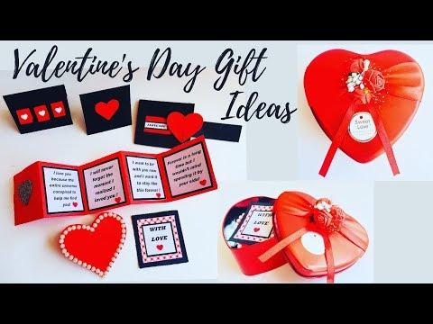 DIY Valentine's Day Gift Ideas | Best Valentine Gift For Him / Her | Ep 279
