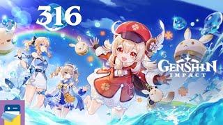 Genshin Impact: 1.6 Update, Midsummer Island Adventure + iOS/Android Gameplay Walkthrough Part 316