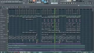 George Michael- Careless Whisper (trap remix)...Fl Studio (Free FLP Download)