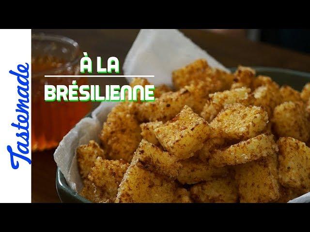 Idée d'apéritif au fromage - À la brésilienne