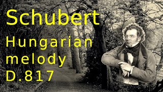 Schubert, Ungarische Melodie D. 817 — Sergey Kuznetsov