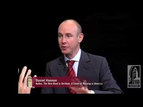 Daniel Hannan - A Letter of Warning to America