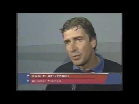 Manuel Pellegrini - San Lorenzo Campeón Clausura 2001