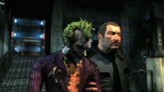 Batman: Arkham Asylum Joker Trailer thumbnail