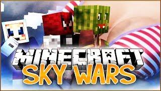 AKCJA NA BALONACH! - Minecraft SkyWars