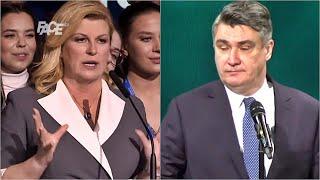 U drugi krug izbora u Hrvatskoj idu Milanović i Grabar-Kitarović. Čija će biti zadnja?