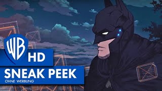 BATMAN NINJA - 5 Minuten Sneak Peek Deutsch HD German (2018)