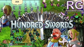 Hundred Swords - Sega Dreamcast - Intro & Gameplay All Modes [1080p]