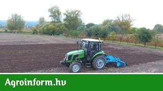 Royal Kert Kft.: Így dolgozik egy 2 éves Chery-Zoomlion traktor