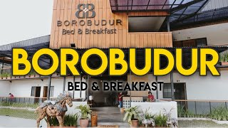 Gambar cover ROOM TOUR || BOROBUDUR BED BREAKFAST || REALLY RECOMMENDED ! || Starting at  $ 20 can be a lot !!!