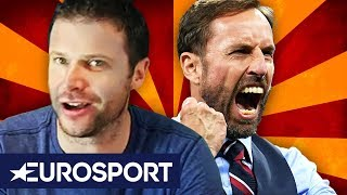 Is This Really a New England? | World Cup Today | FIFA World Cup Russia 2018 | Eurosport