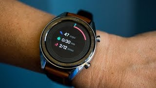 Huawei Watch GT Ditches Wear OS For Longer Battery Life