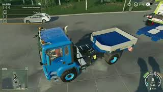 Farming simulator 19 Vezeme si nový kombajn CLAAS LEXION 😊