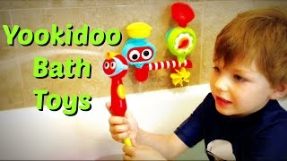 The Best Bath Toys for Kids! | Yookidoo Bath Toy Review