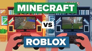 Minecraft vs Roblox - How Do They Compare? - Video Game Comparison