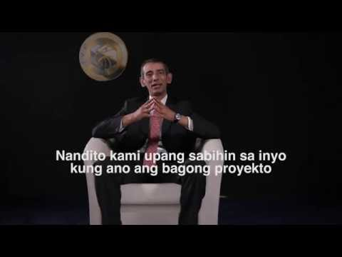 A Message from CEO & President of Eagle Aurum Company  (Tagalog Sub)