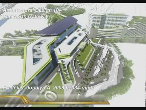 NORTH GATEWAY:North Luzon Centralized Multimodal Terminal:Jonalyn A. Fradejas:Architecture Thesis