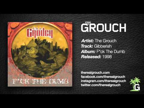 The Grouch - Gibberish mp3