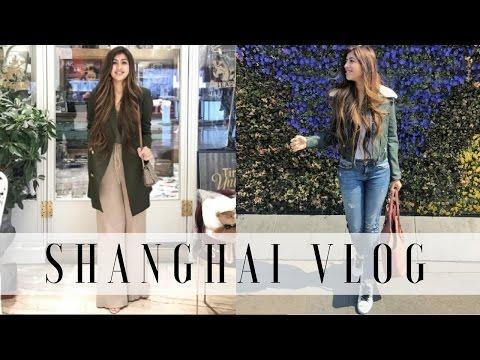 Shanghai Vlog | Simran Bhatia