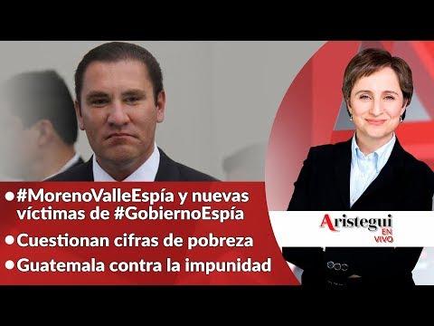 Aristegui en Vivo 30 de Agosto