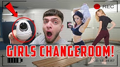 I PUT A HIDDEN CAMERA inside the GIRLS CHANGE ROOM & THEY HAD NO IDEA! *You Wont Believe What I Saw*