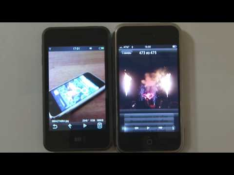 meizu m8 vs iphone