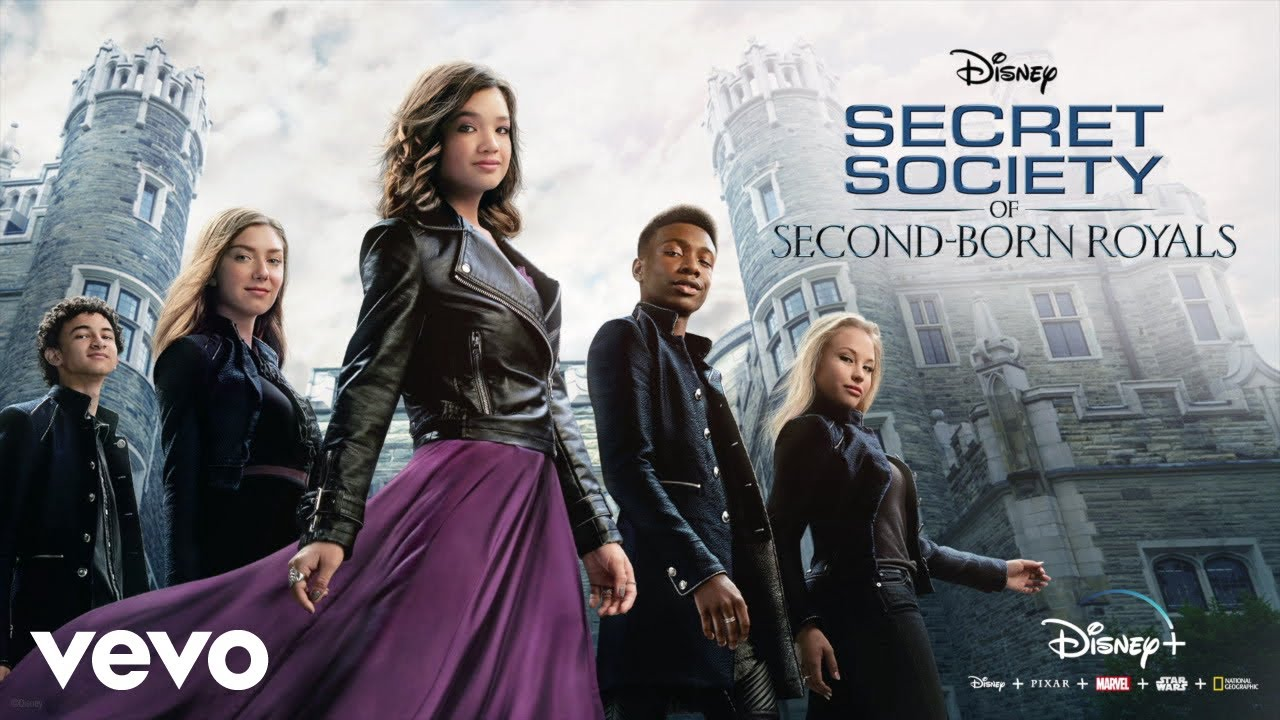 """Download The Pressure (From """"Secret Society of Second-Born Royals""""/Official Audio)"""