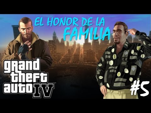 El Honor de la Familia - GTA IV #5
