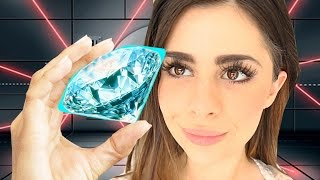 DANGEROUS DIAMOND HEIST! WARNING! DO NOT TRY! (Stealing The Diamond)