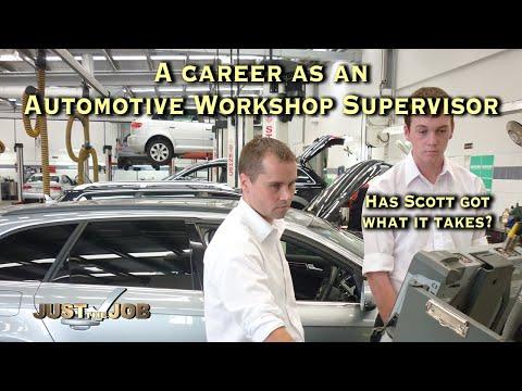 A Career in the Motor Industry -  Automotive Workshop Supervisor (JTJS62011)