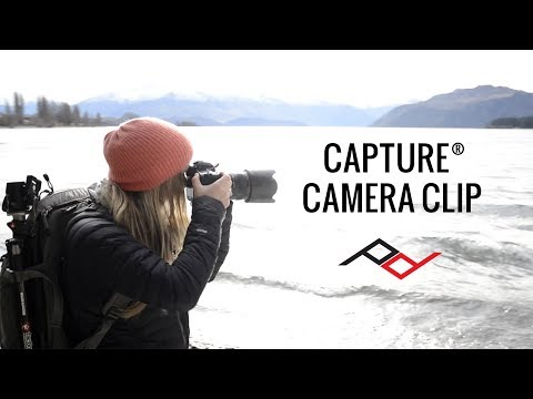 Capture v2 Camera Clip by Peak Design