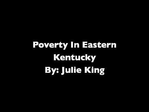 Poverty In Eastern Kentucky
