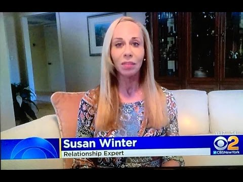 CBS TV Evening News interview: The Death of the Dinner Date — Susan Winter