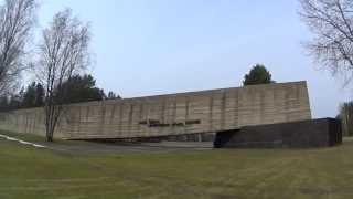 видео Вторая Мировая Война  » Саласпилс – трудовой лагерь?